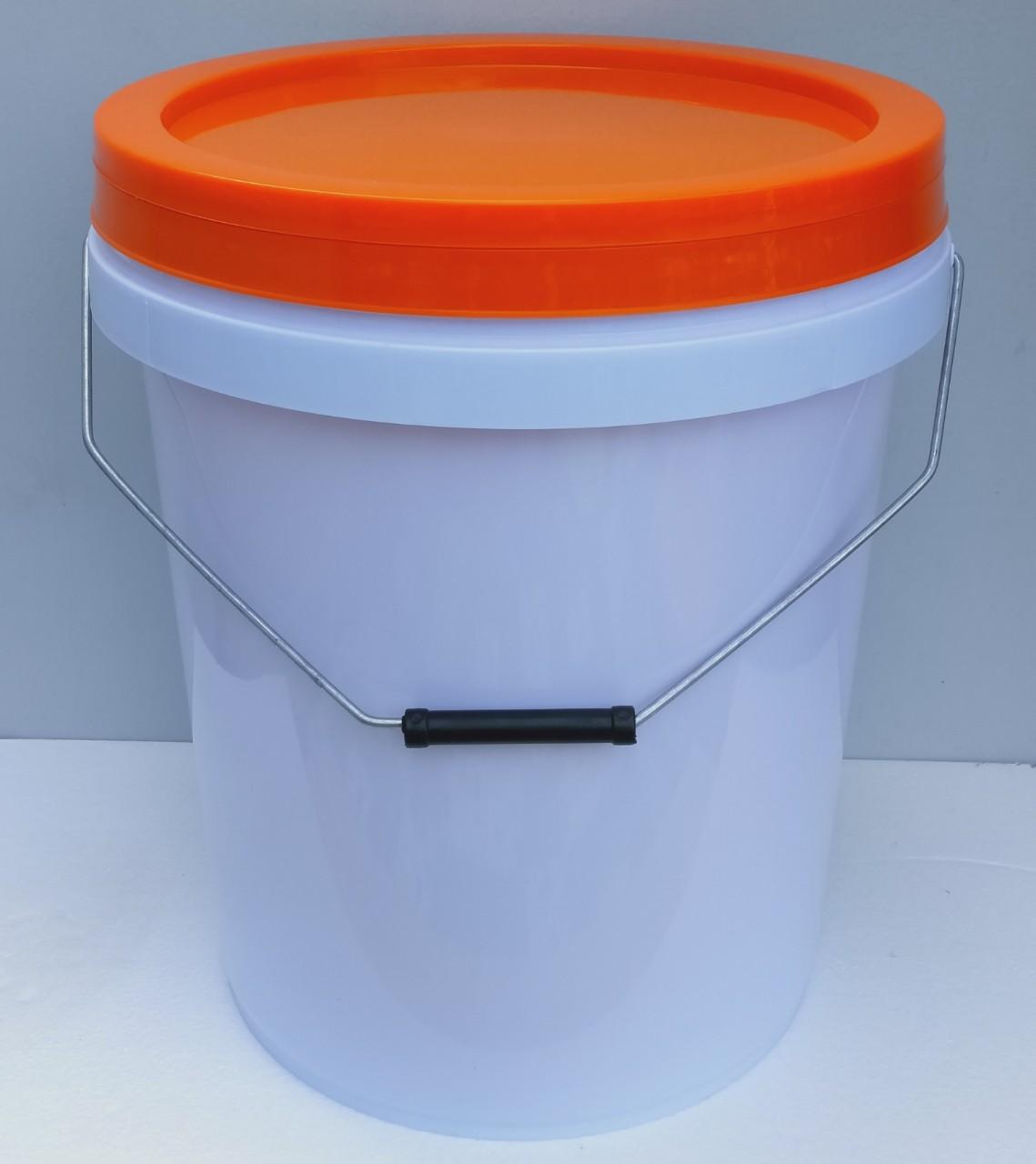 Thùng nhựa chứa sơn nước